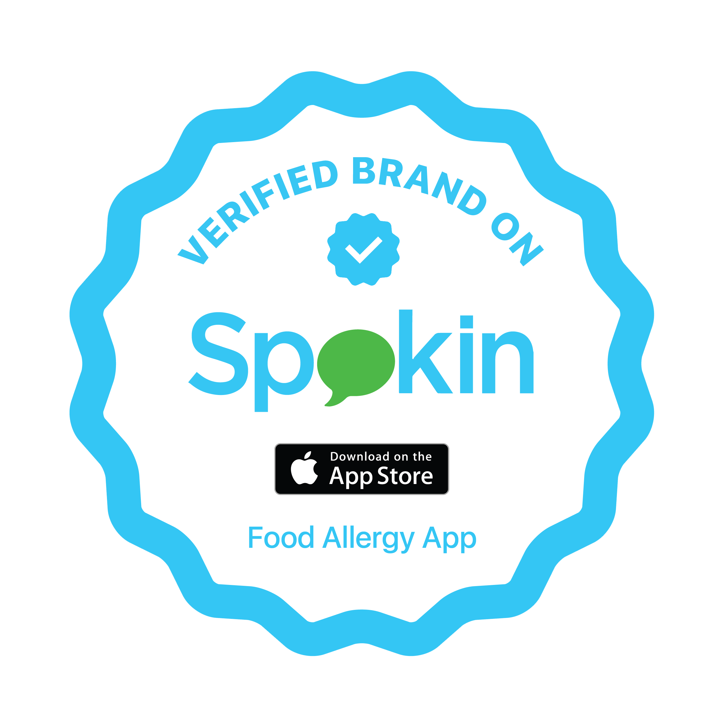 Spokin verified brand